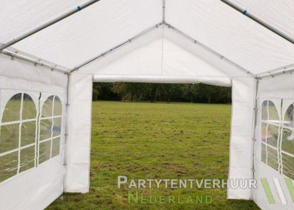 Partytent 3x3 meter binnenkant huren - Partytentverhuur Dordrecht