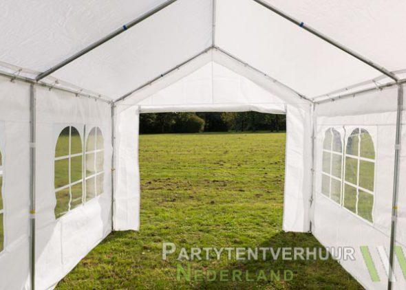 Partytent 3x4 meter binnenkant huren - Partytentverhuur Dordrecht