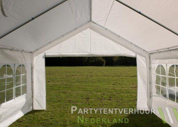 Partytent 4x4 meter binnenkant huren - Partytentverhuur Dordrecht