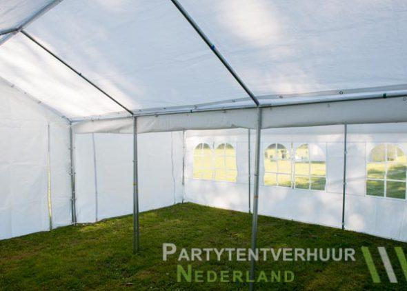 Partytent 6x6 meter binnenkant huren - Partytentverhuur Dordrecht