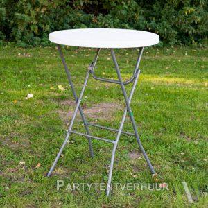 Statafel huren - Partytentverhuur Dordrecht