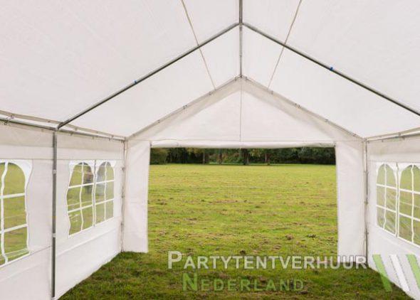 Partytent 4x6 meter binnenkant huren - Partytentverhuur Dordrecht