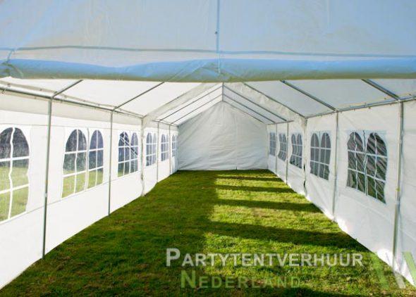 Partytent 6x12 meter binnenkant huren - Partytentverhuur Dordrecht