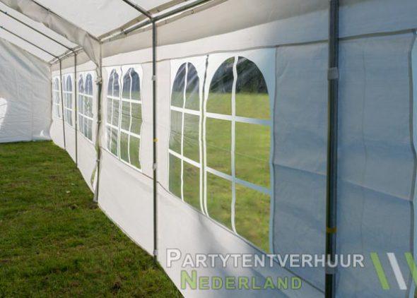 Partytent 6x12 meter doeken huren - Partytentverhuur Drechtsteden