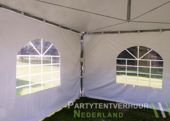 Pagodetent 5x5 (brandwerend) meter binnenkant huren - Partytentverhuur Dordrecht