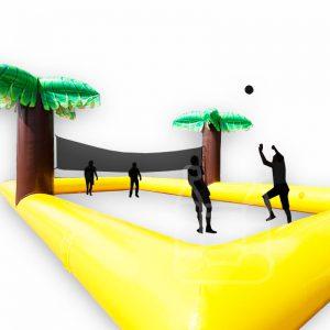 Volleybal boarding huren in Dordrecht