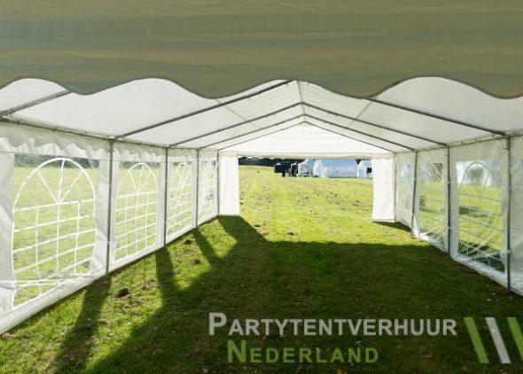 Partytent 5x10 meter binnenkant huren - Partytentverhuur Dordrecht