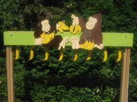 banaan vangen spel