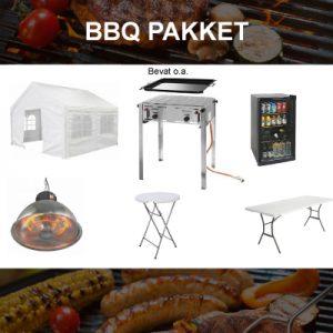 Huur het barbecue-pakket in Dordrecht en omgeving.