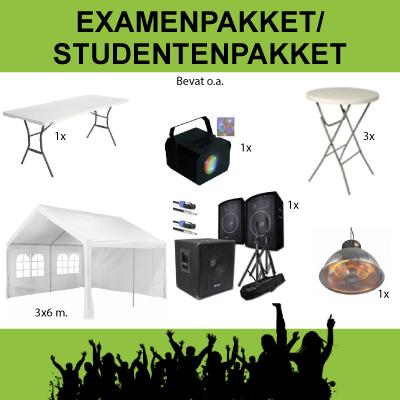 Huur het examenfeestpakket in Dordrecht.