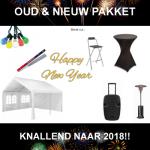 Huur het oud en nieuw feestpakket in Dordrecht