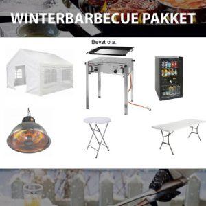 Huur het winter bbq pakket in Dordrecht