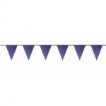 Blauwe vlaggetjes 10 meter kopen - Partytententverhuur Dordrecht