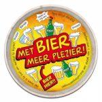 Dienblad Bierplezier kopen - Partytentverhuur Dordrecht