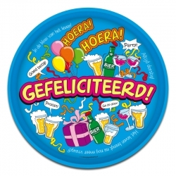 Gefeliciteerd kopen - Partytentverhuur Dordrecht
