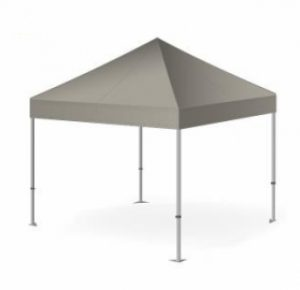 Easy Up Tent Grijs Huren - Partytentverhuur Dordrecht
