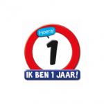 Huldeschild 1 jaar - Partytentverhuur Dordrecht