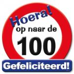 Huldeschild 100 jaar - Partytentverhuur Dordrecht