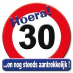 Huldeschild 30 jaar - Partytentverhuur Dordrecht