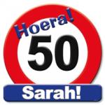 Huldeschild Sarah - Partytentverhuur Dordrecht