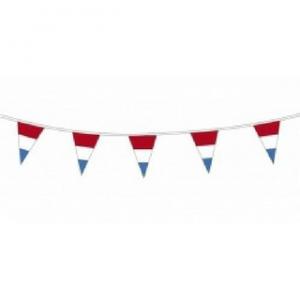 Nederlandse vlaggetjes 10 meter kopen - Partytententverhuur Dordrecht