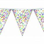 Vlaggetjes Confetti kopen - Partytentverhuur Dordrecht