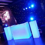 Luxe LED show Compact sfeer huren Dordrecht