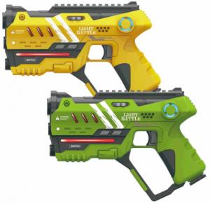 Lasergame pistolen huren - Partytentverhuur Dordrecht