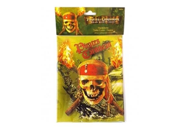 Tafelkleed Pirates of the Caribbean - Partytentverhuur Dordrecht