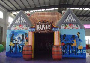 Opblaasbare-zanzi-bar-huren Dordrecht
