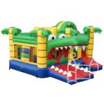 Speelkussen-krokodil huren in Dordrecht